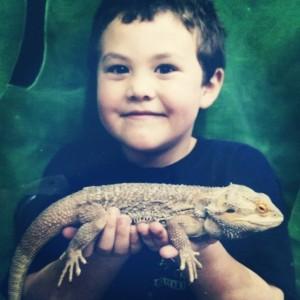 1 lizard